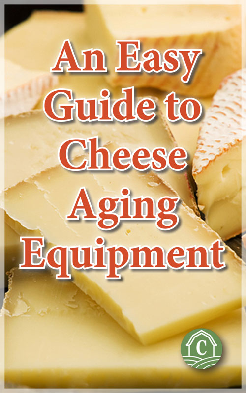 Guide to CHeese Aging Equipment