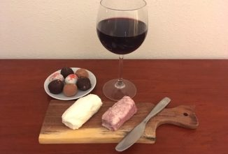 Chocolate, Goat Cheese, & Wine (Oh My!)