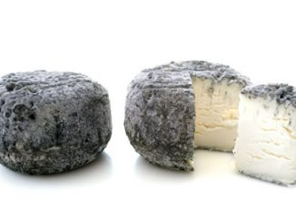 Goat Cheese with Ash