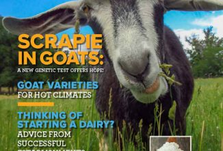 Goat Journal July/August 2018