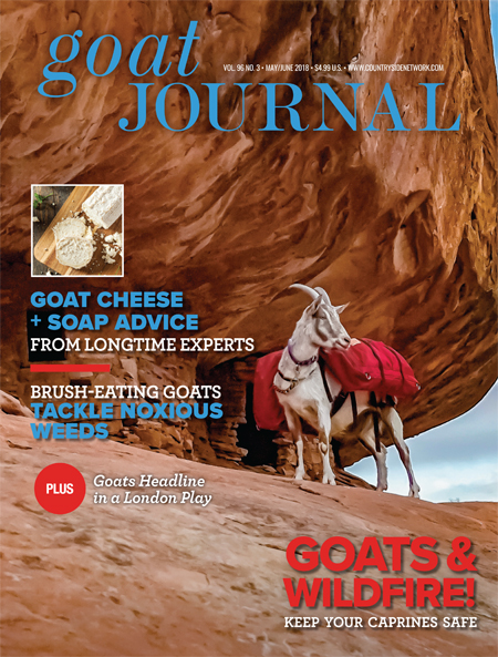 Goat Journal May/June 2018