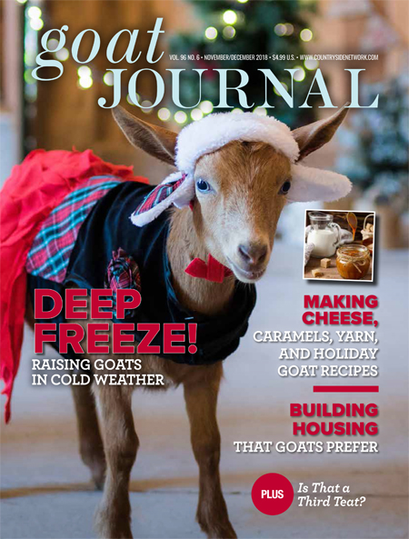 Goat Journal November/December 2018