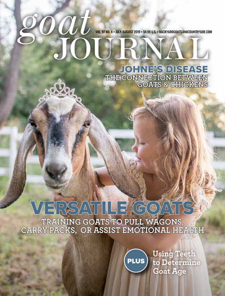 Goat Journal July/August 2019