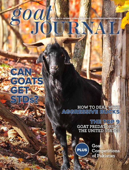 Goat Journal September/October 2019