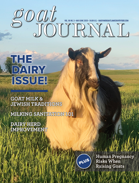 Goat Journal May/June 2020