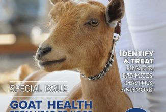 Goat Journal Special Issue 2020 Goat Health from Head to Hoof