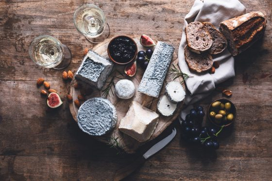 Valençay Cheese and the Role of Ash in Cheesemaking